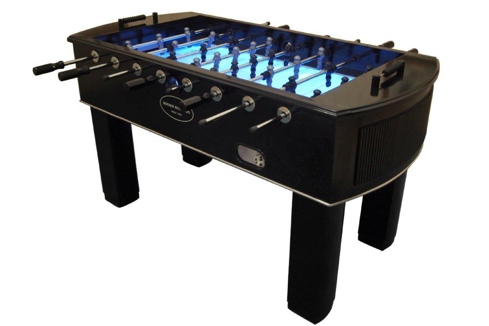 Quot The Neon Quot Foosball Table Foosball Tables Berner Billiards