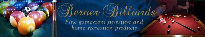 Berner Billiards - Fine gameroom furniture
